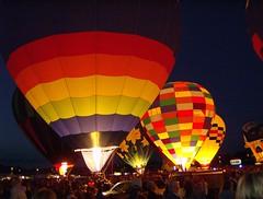 Balloon Glow 2006