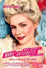 Posters de 'Marie Antoinette', la nueva de Sofia Coppola con Kirsten Dunst