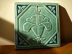 Byrdcliffe Centennial Tile