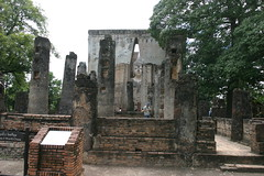 Budda and Temples in Sukhothai 20