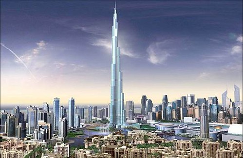 Burj Dubai - World Tallest Building