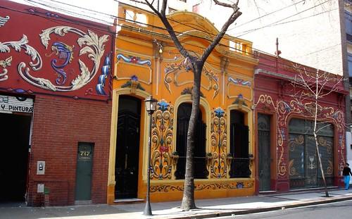 Hostel Casa Unica en la calle Jean Jaurés