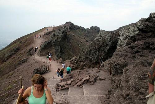 Crater Rim Walk, Vesuvio