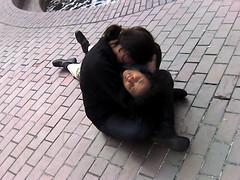 Rebecca and Yasmine