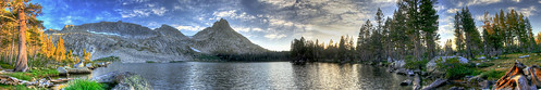 Young Lake Panoramic