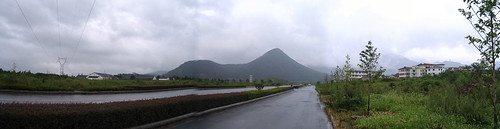Highway to Jian Feng Shan