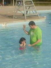 Grace's baptism