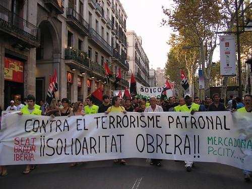 Fotos Manifestación