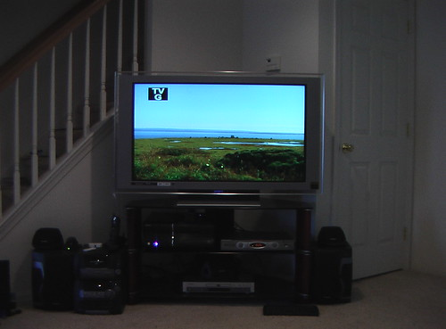 Sony KDL46XBR2 and DiscoveryHD