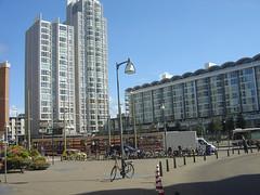 Scheveningen - modern architecture