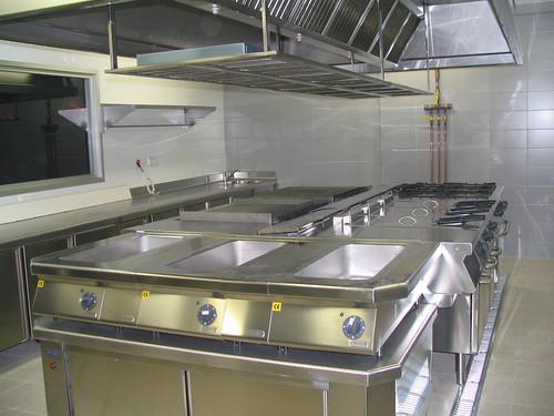 Cocina del Llagar de Gea
