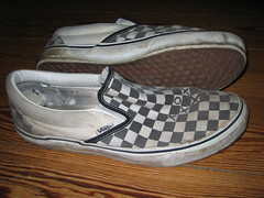 Digital Sneaker Graveyard: Vans Checkerboard
