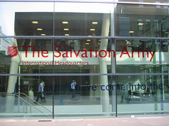 The Salvation Army headquarters