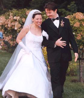 Mr. & Mrs. - 9/18/99