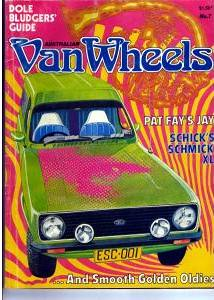 Van Wheels magazine No. 7 (the famous Dole Bludgers' Guide issue)