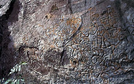 Petroglyphs of Pusharo