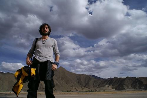 Paisajes alrededor de Lhasa