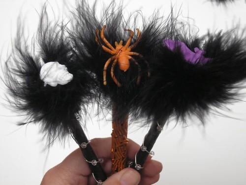 Halloween Pens Closeup