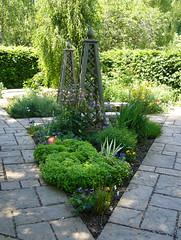 The spiritual garden
