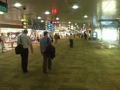 I (heart) shopping at Changi Airport