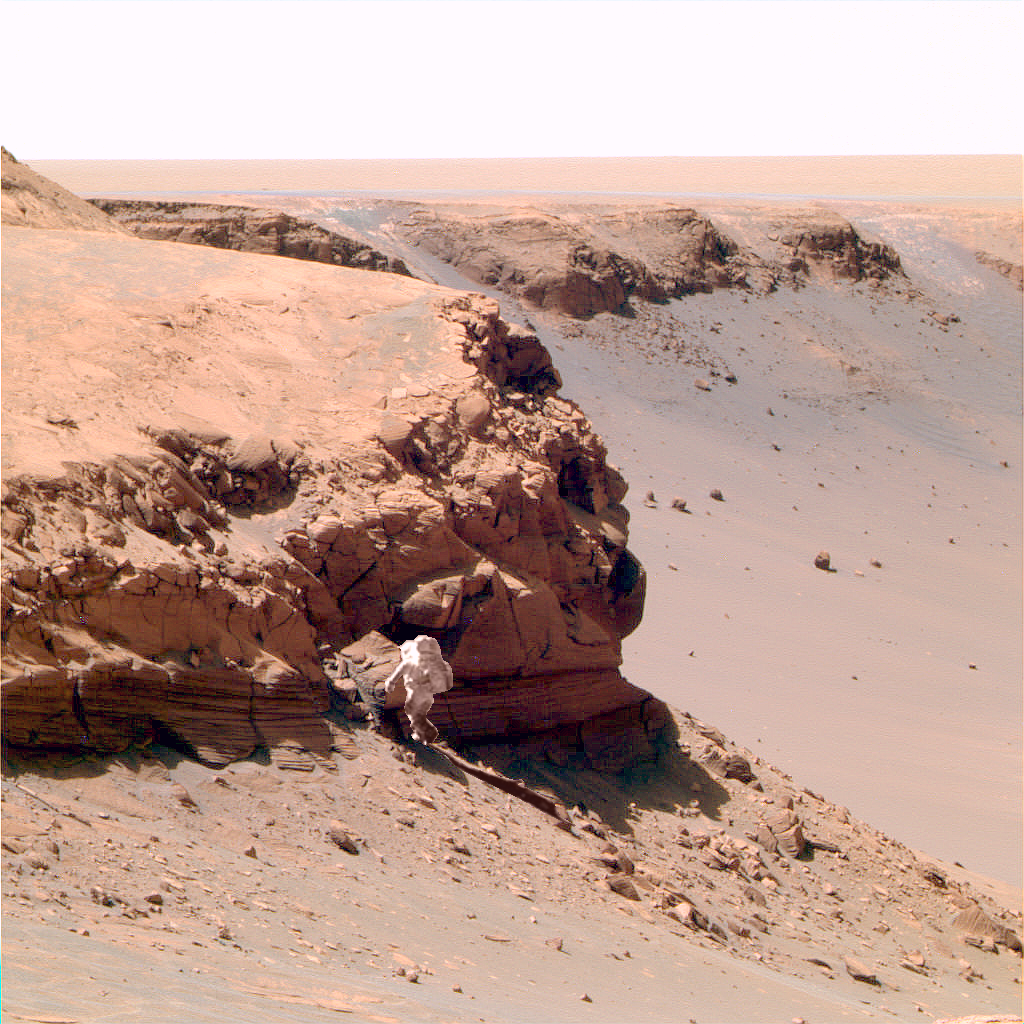 Image Gallery nasa secrets about mars
