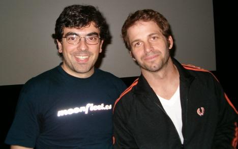 Zack Snyder y Jeremy Fox