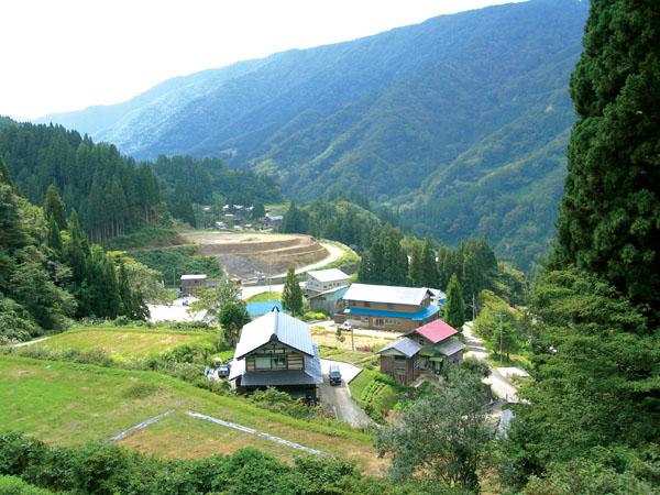 деревня Тога