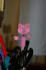 New Pink cat pen
