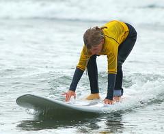 Sarah Walsh photo by Sarah Walsh Disabled Surfer Sydney