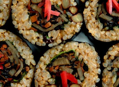 Kinpira Sushi