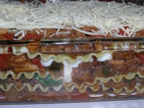 Lasagna Rosale