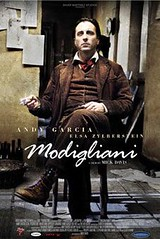 Modigliani Andy García