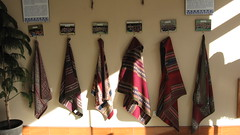 Weaving styles by region (Centre for Traditional Textiles - Cusco)