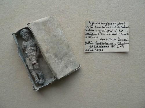 Magisk figurine