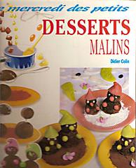 desserts malins