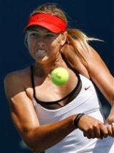 Maria Sharapova Acura Classic