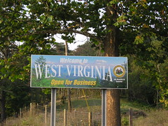 WV welcome