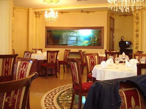 Внутри гостиницы Маяк \ Inside Hotel Mayak