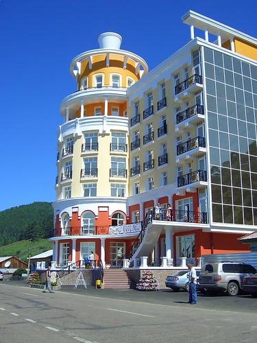 Гостиница Маяк\ Hotel Mayak