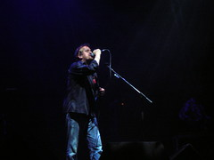 Guy Garvey of Elbow at Summer Sundae 2006