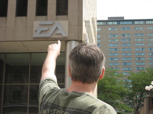 Montreal: Look! EA!