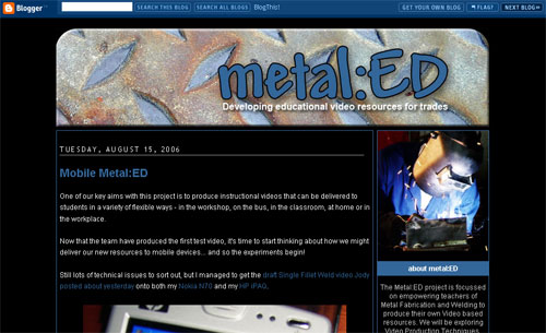 Metal:ED Screenshot