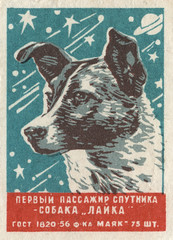 russian matchbox label photo by maraid