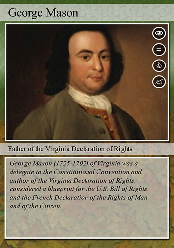 48f9f3199195 George Mason  Father of the Virginia Declaration of Rights