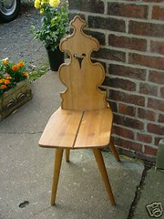 violin like chairs