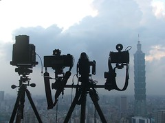 Cameras on 101