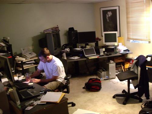 perry's studio