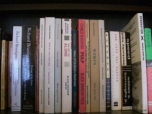 My Charles Bukowski Collection