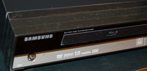 Samsung Blu-Ray player - Powered by Java Technology