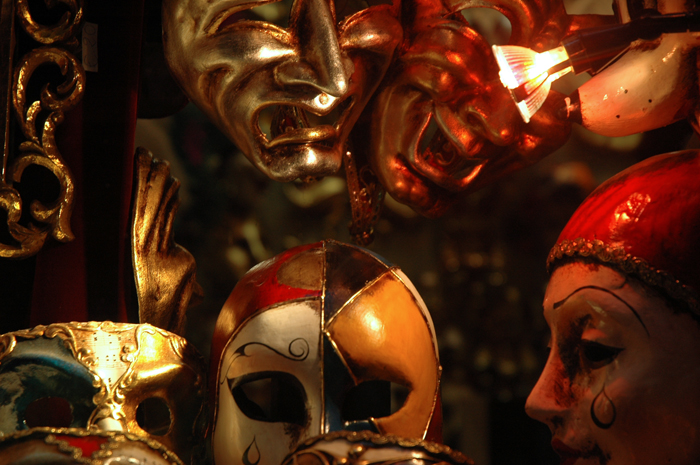 Venetian Mask :: Click for previous photo